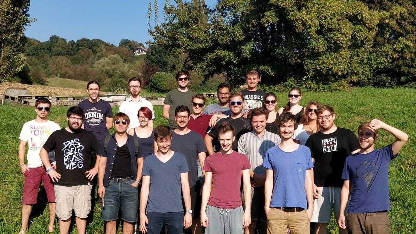 Das Winf Team Wintersemester 18